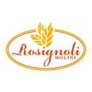 Logo dell'attività Rosignoli Molini: Produzione e commercio di farine naturali per uso domestico e professionale