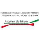 Logo dell'attività soccorso stradale leggero e pesanta