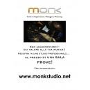 Logo dell'attività Monk Studio di registrazione