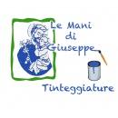 Logo dell'attività Le mani di Giuseppe Tinteggiature