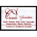 Logo dell'attività acconciature carmelo
