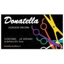 Logo dell'attività Donatella acconciature uomo donna