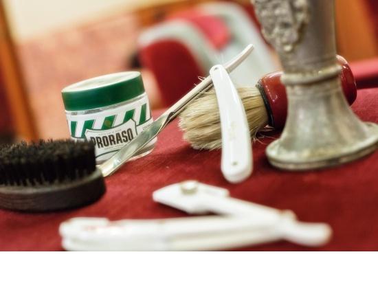 Modafferi Barber Shop - Barberia tradizionale ital...