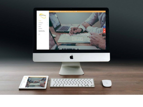 Realizzazione Sito Web Studio Commercialista Roma...
