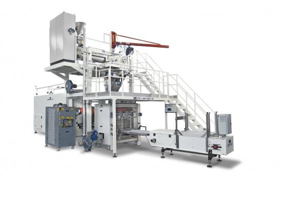 Linea Omnia per la produzione di pasta corta, lung...