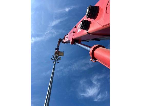 Sostituzione e riparazione siti antenne ripetitric...
