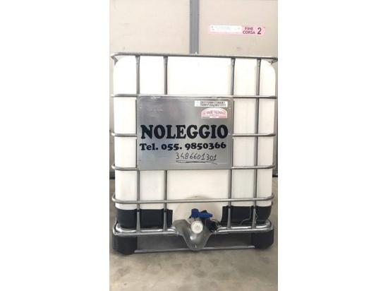 Cisterne porta liquidi da 1000Lt...