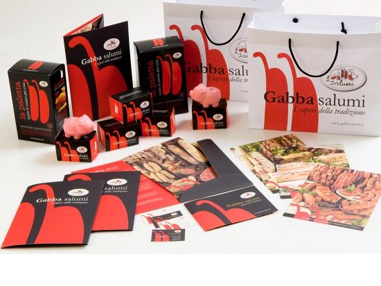 Immagine coordinata aziendale, brochure, catalogo ...