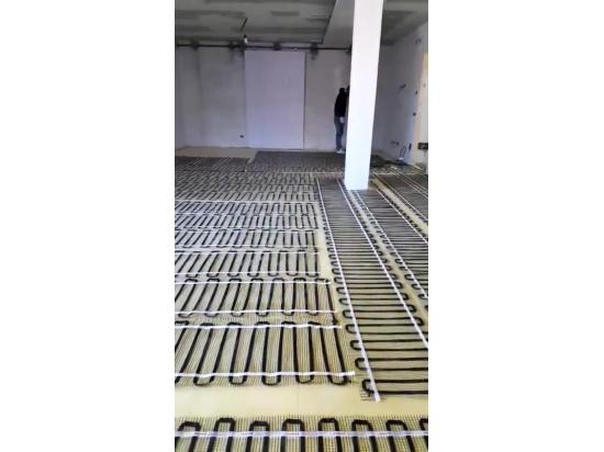 Rete radiante di riscaldamento elettrico per pavim...