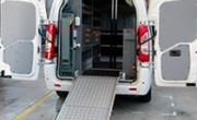 Store Van realizza un'officina mobile per manutenzione ad impianti sanitari su un Fiat Scudo L2H2