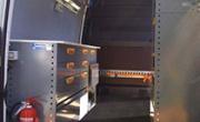 L'officina mobile Store Van per impianti elettrici realizzata su Volkswagen Crafter L2H2.