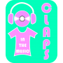 Logo CLAPS IN THE MUSIC