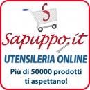 Logo dell'attività Sapuppo.it - Utensileria Online