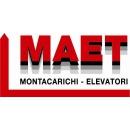 Logo dell'attività MAET S.a.s. MONTACARICHI - ELEVATORI