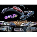 Logo dell'attività GOLD VIAGGI AUTONOLEGGIO  AUTO MINIBUS AUTOBUS