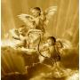 """Logo """"Angelica-Mente,, una mente Angelica è Pace…Amore...Armonia"""
