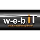 Logo dell'attività w-e-b.iT realizzazione siti web ecommerce