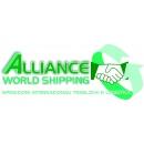 Logo dell'attività ALLIANCE WORLD SHIPPING - WE SERVE YOU BETTER