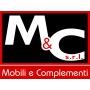 Logo M&C srl Mobili e Complementi