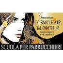 Logo dell'attività Corsi per parrucchieri ed estetisti Cosmo Hair a Taranto