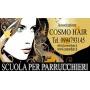 Logo Corsi per parrucchieri ed estetisti Cosmo Hair a Taranto