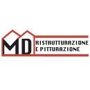 Logo dell'attività MD ristrutturazione e pitturazione di Mihaila Daniele