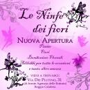 Logo dell'attività Le Ninfe dei fiori