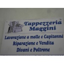 Logo dell'attività Tappezzeria Maggini Andrea
