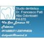 Opinioni dell'attività dentista palermo dott. patti francesco