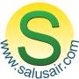 Logo Salusair Impianti Elettrici e Fotovoltaici