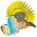 Logo dell'attività Hobbygame sviluppo videogiochi  personalizzati