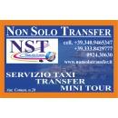 Logo dell'attività Servzio Taxi, Transfer, Mini Tour, Shopping Driver, Rientro Disco Pub Sicuro San Vito Lo Capo