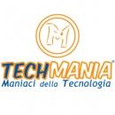 Logo dell'attività Techmania, Maniaci della tecnologia