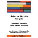 Logo dell'attività Roberto Beretta fotografo