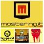Logo Mastering.it / VBG Audio Labs / Big Sound / RadioSpia