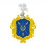 Logo Club Scherma Città dei Mille