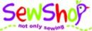 Logo dell'attività SewShop