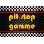 Logo Pit stop gomme snc