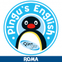 Logo Pingu's English Roma