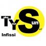 Logo TYS Infissi