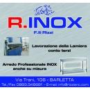 Logo dell'attività R. INOX