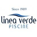 Logo dell'attività linea verde piscine