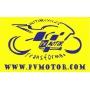 Logo Vendita e riparazione di moto plurimarche, Ricambi, accessori e abbigliamento. Trasformazioni grafiche personalizzate su moto.