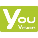 Logo dell'attività YouVision - Strategie di Marketing e Comunicazione