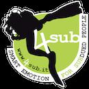 Logo dell'attività 4Sub Scuola Sub PADi Milano