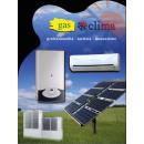 Logo dell'attività Gasclima Caldaie e climatizzazione