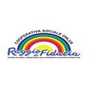 Logo dell'attività La Cooperativa Raggio di Fiducia, propone servizi di assistenza domiciliare, ospedaliera e in strutture nelle province di Pisa, Livorno, Lucca