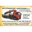 Logo dell'attività AUTOTRASPORTI SANTOIANNI NOVELLINO