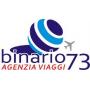 Logo BINARIO 73 AGENZIA VIAGGI
