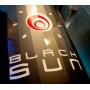 Logo Estetica Black Sun